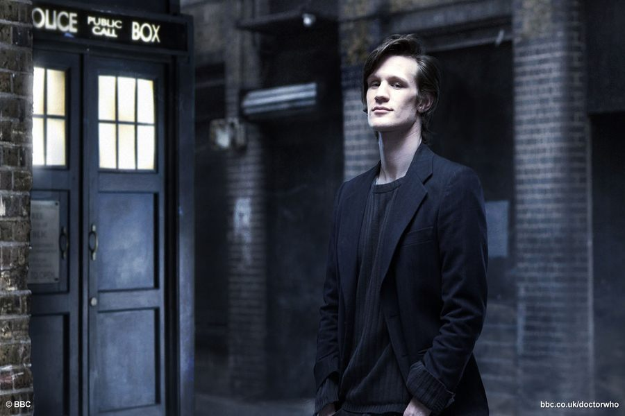 Zaman Lordu: Matt Smith