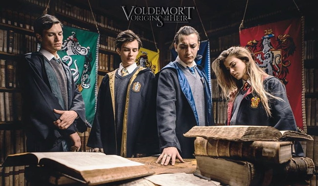 Harry Potter Hayran Filmi Voldemort: Origins of the Heir Yayında