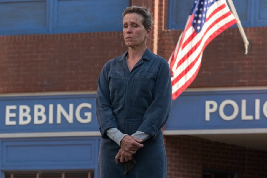 Adaletin Peşinde Bir Anne: Three Billboards Outside Ebbing, Missouri