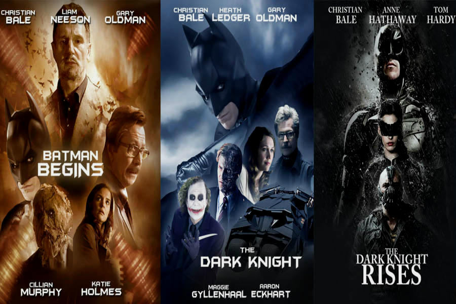The Dark Knight Serisine Ne Kadar Hakimsin?