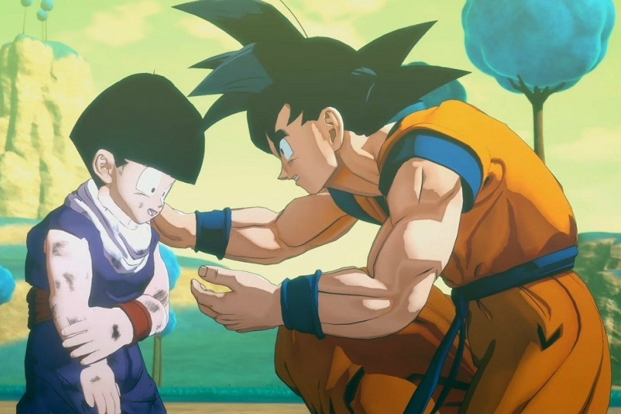 Dragon Ball - Project Z'den İlk Fragman Geldi!