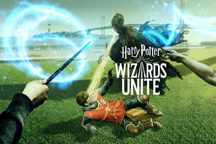 Harry Potter Wizards Unite Beta Sürecinde