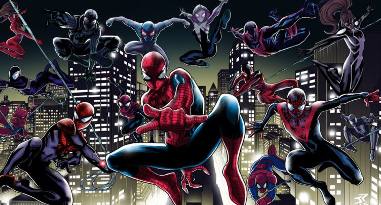 En İyi 5 Spider-Man/Woman