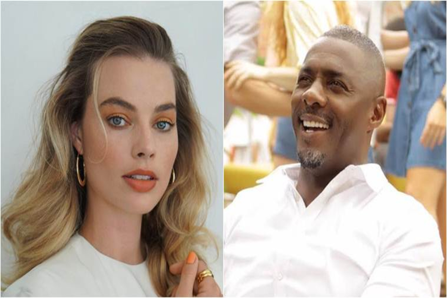 "Margot Robbie ve Idris Elba'lı ""The Suicide Squad"" Setinden Kareler"