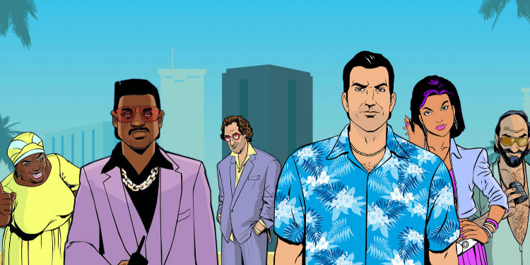 Grand Theft Auto Vice City Karakterleri Testi