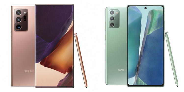 Samsung Unpacked 2020: Galaxy Note 20 / Note 20 Ultra