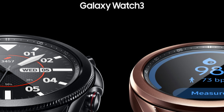 Samsung Unpacked 2020: Galaxy Watch 3